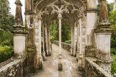Quinta da regaleira park, sintra, portugalsko — Stock fotografie