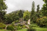 Quinta da Regaleira park, Sintra, Portugal — Stock Photo