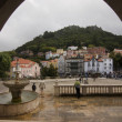 Streets of Sintra town, Portugal — Stock Photo #36094539