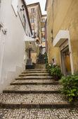 Rues de la ville de sintra, portugal — Photo