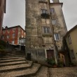 Streets of Sintra town, Portugal — Stock Photo