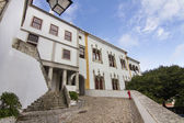 National palace of Sintra town, Portugal — Stock fotografie