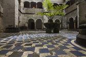 Krásný palác pena, portugalsko — Stock fotografie