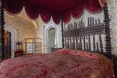 Widok wnętrza pokoju piękny pałac pena — Zdjęcie stockowe