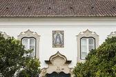 Традиционные исторические здания города Фару — Стоковое фото