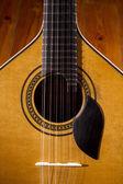 Guitarra portuguesa tradicional — Foto de Stock