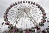Big ferris wheel — Stock Photo