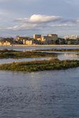 Faro city view — Stock Photo