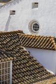 Church in old town Faro — Stock Photo