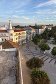 Downtown area of Faro — Stockfoto