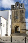 Church of Se located on Faro — Stock Photo