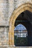 Alte mittelalterliche Kirche Bogen — Stockfoto
