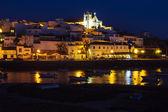 Beautiful coastal village Ferragudo — Stockfoto