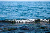 Black sea — Stock fotografie