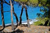 Agios Pavlos beach — Stock Photo