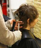 Haircut — Stock Photo