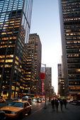 New York streets — Stock Photo