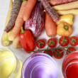 Sort of Vegetables — Stockfoto #29956991