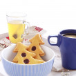 Sweet breakfast — Stock Photo #37844401