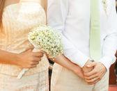 Marriage ceremony. — Stock Photo