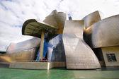 Guggenheim museum in Bilbao — Stock Photo