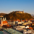 Постер, плакат: Ljubljana capital of Slovenia