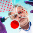 Stock Photo: Life science