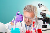 Life science research. — Stock Photo