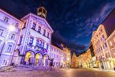 Lublanie miasta centrum, Słowenia, Europa. — Zdjęcie stockowe