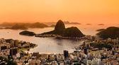 Rio de janeiro, brasilien — Stockfoto