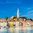 Coastal town of Rovinj, Istria, Croatia. — Stock Photo #28977129