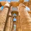 Temple of Karnak (ancient Thebes). Luxor, Egypt — Stock Photo
