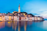 Coastal town of Rovinj, Istria, Croatia. — Stock Photo