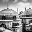 Blue ( Sultan Ahmed ) Mosque, Istanbul, Turkey  — Stock Photo