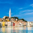 Coastal town of Rovinj, Istria, Croatia. — Stock Photo #29014065