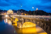 Panorama of Turin, Italy. — Stock Photo
