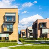 現代住宅建築. — ストック写真