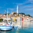 Coastal town of Rovinj, Istria, Croatia. — Stock Photo #45781529