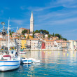 Coastal town of Rovinj, Istria, Croatia. — Stock Photo #45781627