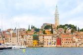 Coastal town of Rovinj, Istria, Croatia. — Стоковое фото