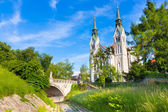 Trnovo Church in Ljubljana, Slovenia — Stock Photo