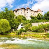 Zuzemberk Castle, Slovenian tourist destination. — Φωτογραφία Αρχείου