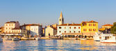 Panoramic view of Fazana village, Croatia. — Stock Photo