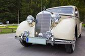 Old vintage car. — Stock Photo