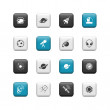 Royalty-Free Stock Photo: Space buttons