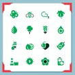 Environmental icons — Stock Vector #42454815