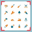 Renovation tools — Stock Vector #42455161