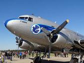 Airplane DC 3 — Stock Photo