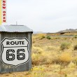 Route 66 — Stock fotografie #28093613
