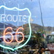 Stock Photo: Route 66